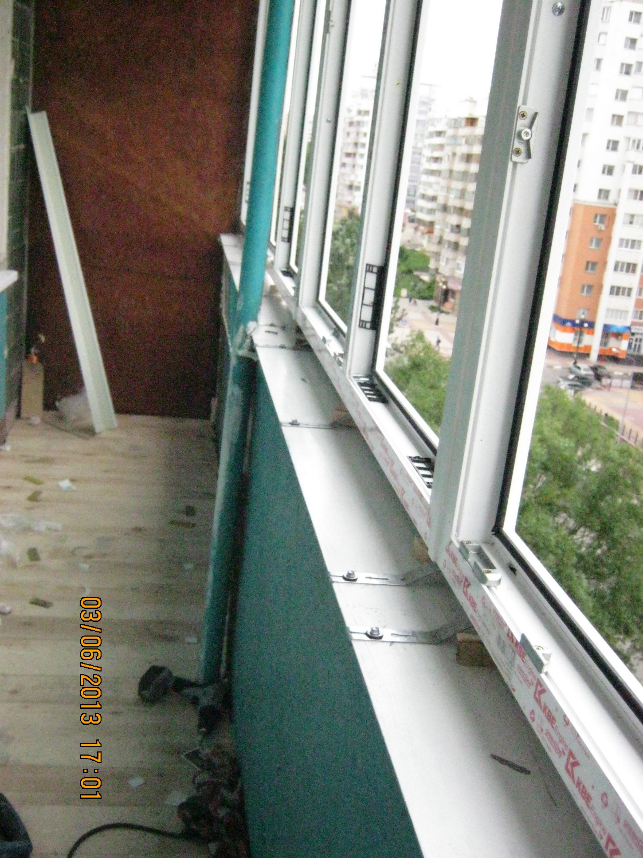 Объемные балконы
